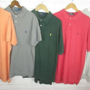Polo Ralph Lauren Short Sleeve Polo Lot